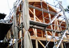 住まいの新築・増改築工事