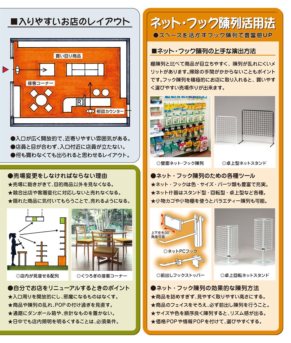 お店のメンテナンス&リフォーム/内装編